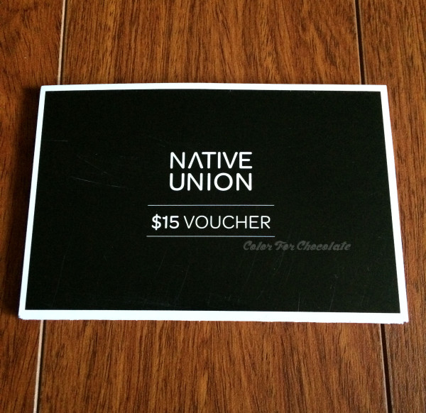Native union coupon code